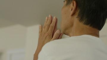 don prayer hands