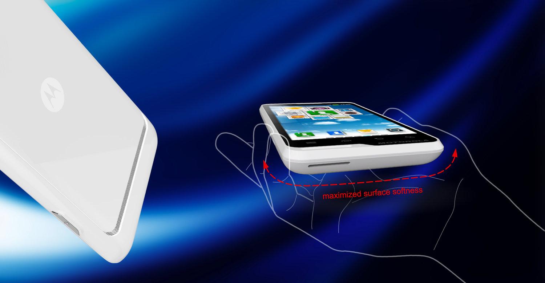 Motorola Motoluxe — CWD | CWAVE DESIGN