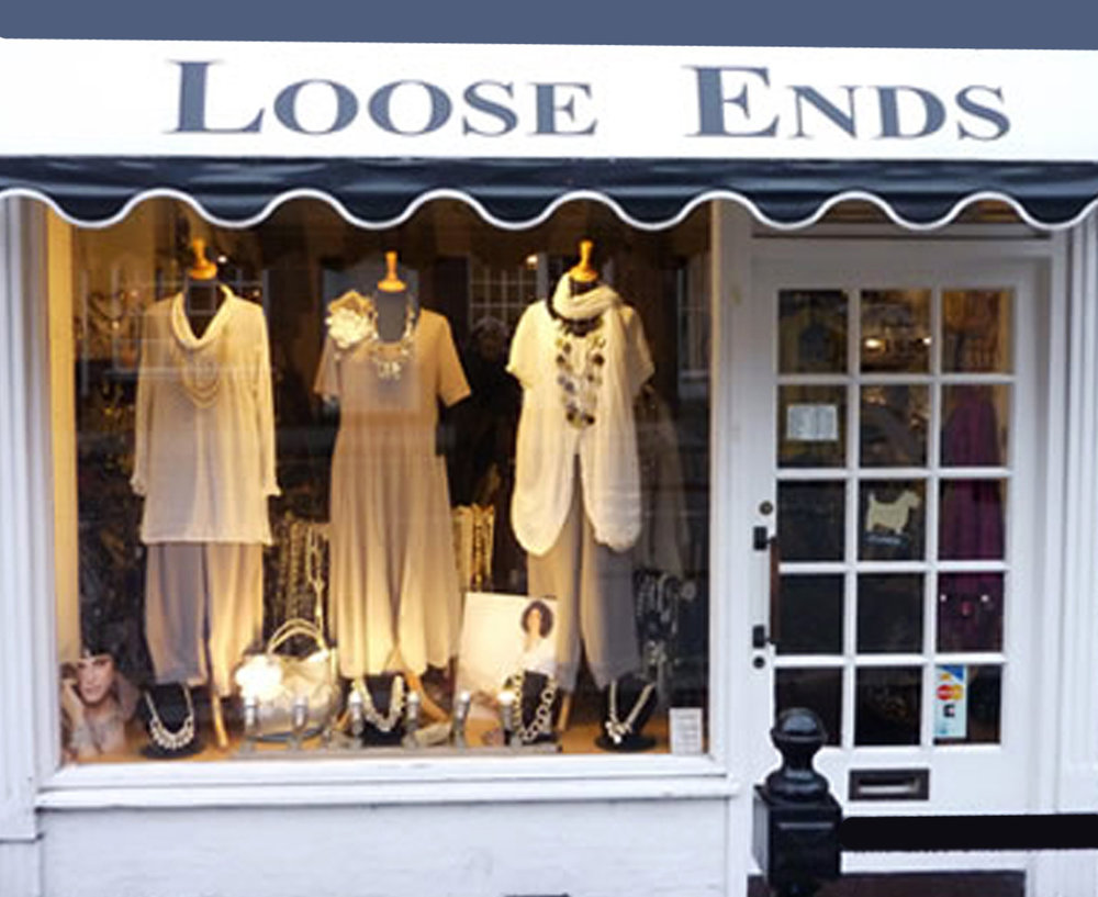 Loose Ends - 5 Gosport StLymingtonHampshire SO41 9BGTel: 01590 677391