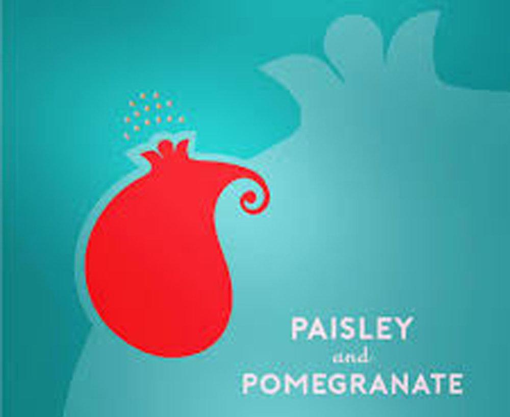 Paisley and Pomegranate - 2548 Treeside WayRichmond, CA 94806Tel: (310) 486-8236