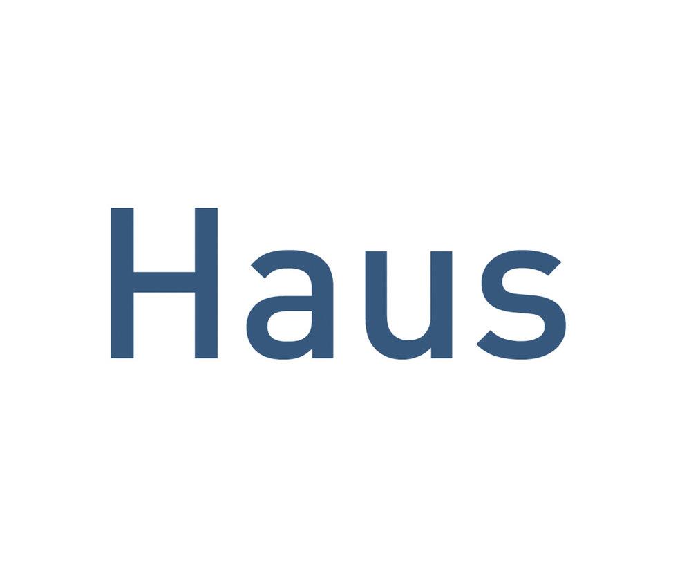 Haus - 6 Junction PlaceHaselmereSurrey GU27 1LETel: 01428 653336