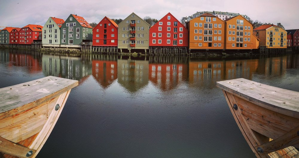 trondheim, norway - I'd love to take a trip to Norway in 2019 and whilst I'd happily hop on a flight to Bergen, it's Trondheim I dream of. Coffee shops, a thriving local food scene, the worlds northernmost tram ride and incredible scenery put Trondheim pretty high on my list.