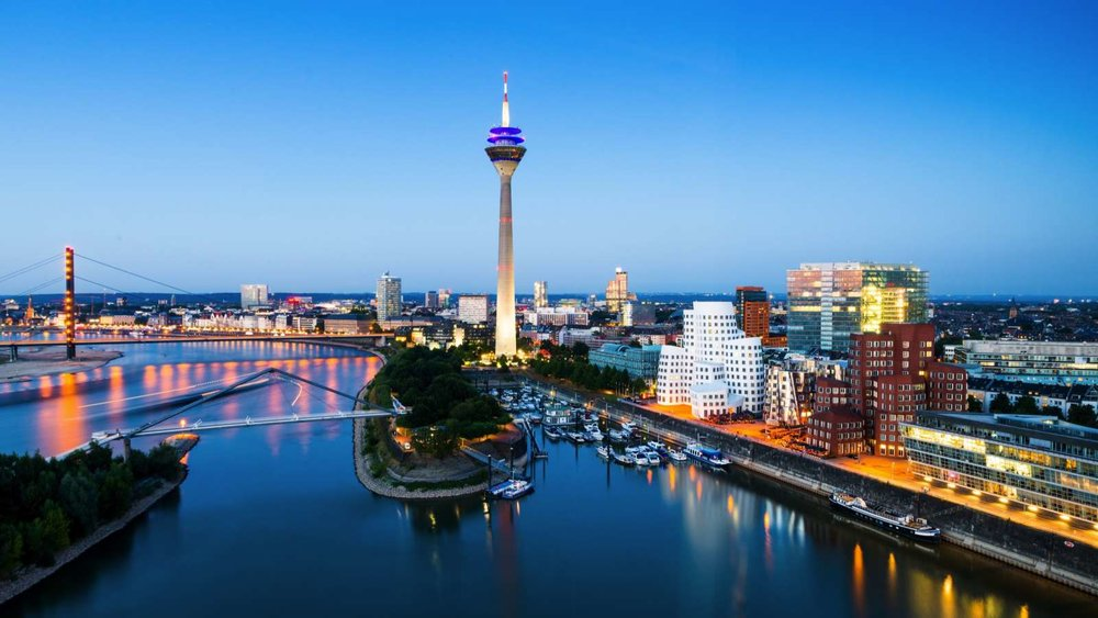 dusseldorf, germany - Perhaps not the most obvious of german destinations, but it's the host city to the 2019 doTERRA European convention in May. I've never been to Germany before and whilst it will probably be a short visit, I'm still looking forward to it.
