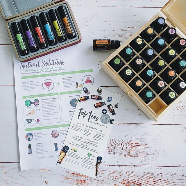 ONLINE WORKSHOP // I'm teaching a free online introduction to the Essential Oil lifestyle on Monday!  I'll be sharing my simple blueprint to guide you in overhauling your lifestyle and create healthy habits for daily wellness, using essential oils and natural solutions.  Full details and the link to register for your free spot are in my profile 🌱