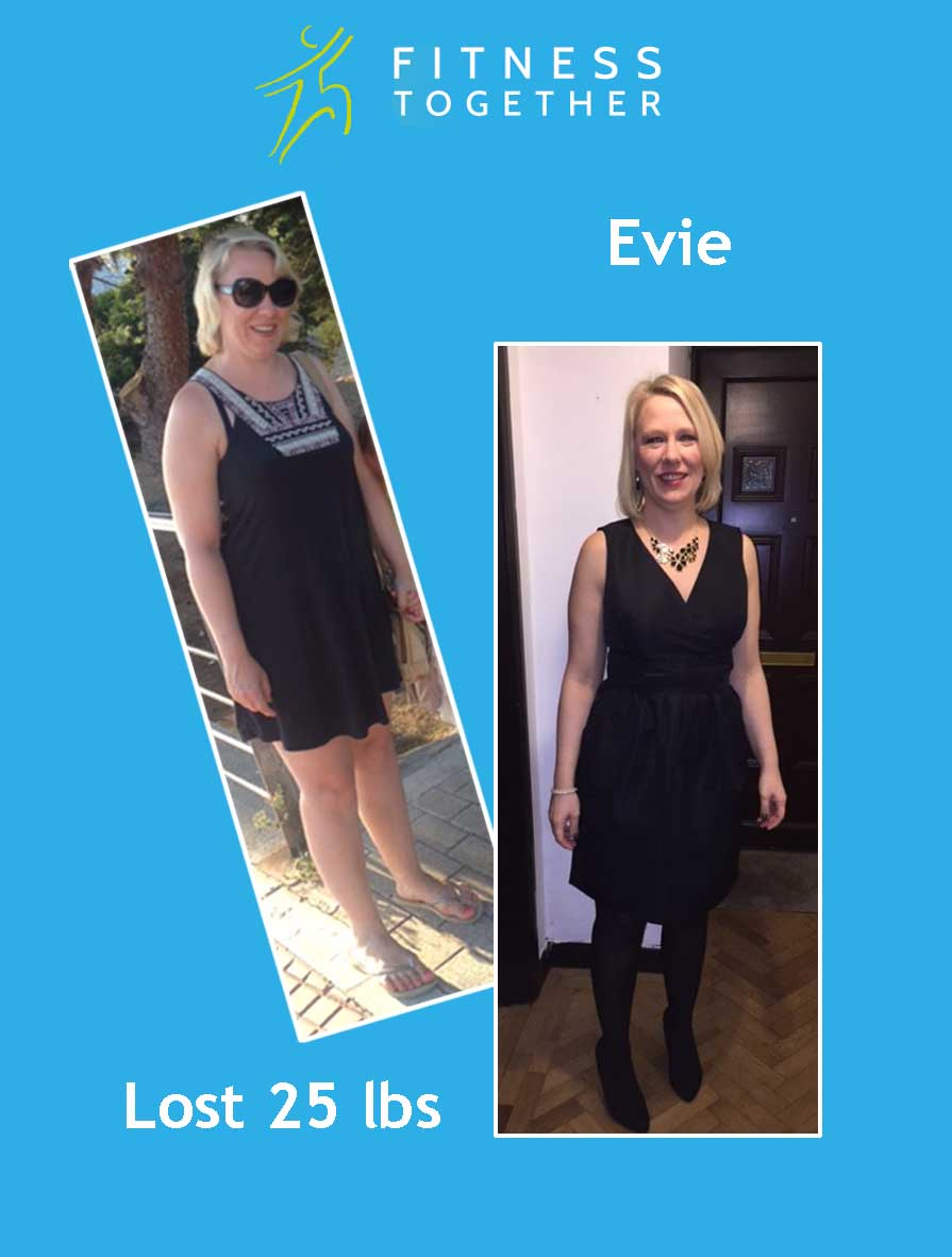weightloss story Evie