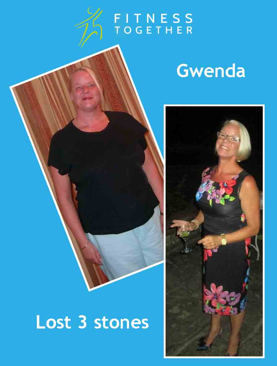 weightloss story Gwenda