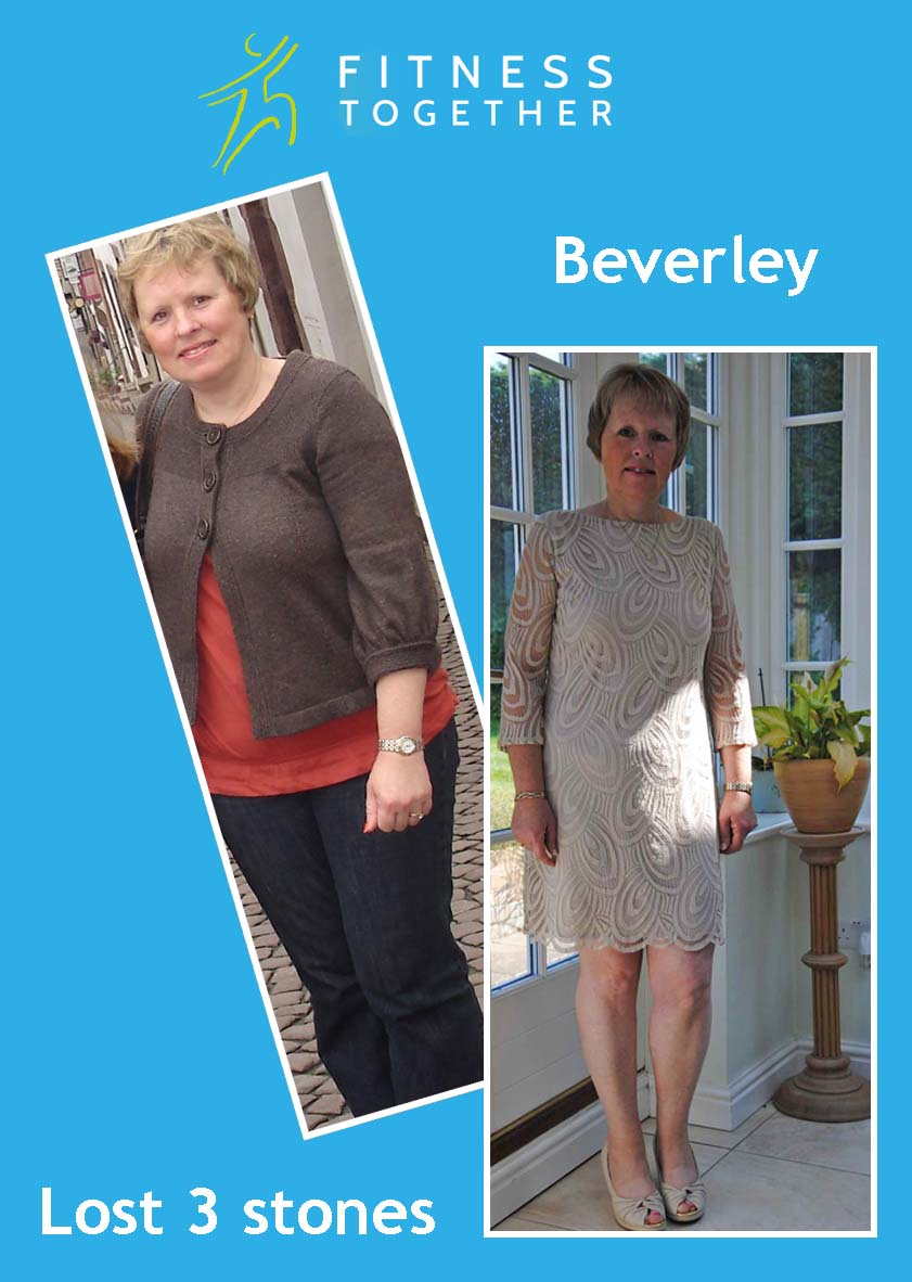 weightloss story beverley