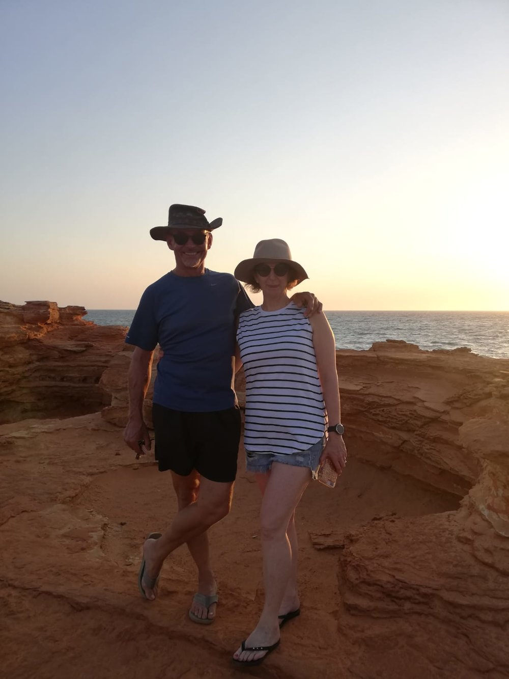 Our Story - Rod and Candy are Western Australian's who have fallen in love with Broome and made it their home.We will take care of you and showcase the stunning Broome, a gateway to one of the last untouched regions on our planet, the Kimberley region of far north Western Australia.Our fleet of modern, purpose-built buses can provide Wedding, event or group function transfers, and specialised or personal tours:Welcome to Broome Town Tour, Malcolm Douglas Crocodile Park, 12 Mile Bird Park Tours, The Mango Place & Famous Cable Beach Tour & Staircase to the Moon Tour.No matter the occasion, We are able to customise your event or travel itinerary to make sure you get to enjoy the hidden treasures, history and beauty of Broome.