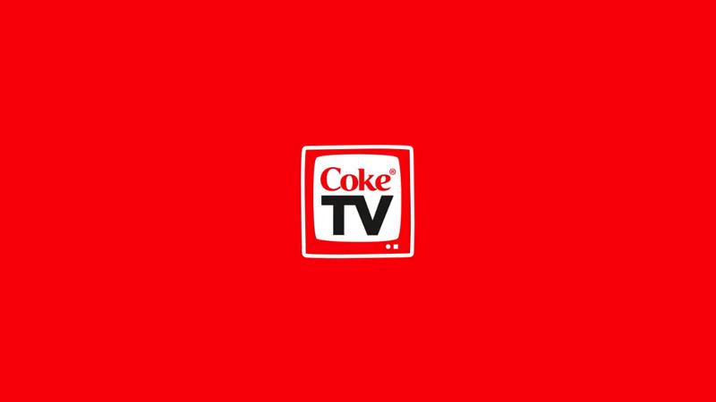 Coca-Cola YouTube Branding - Format: Coke-TV