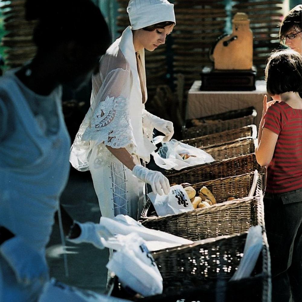 Bread & Fashion