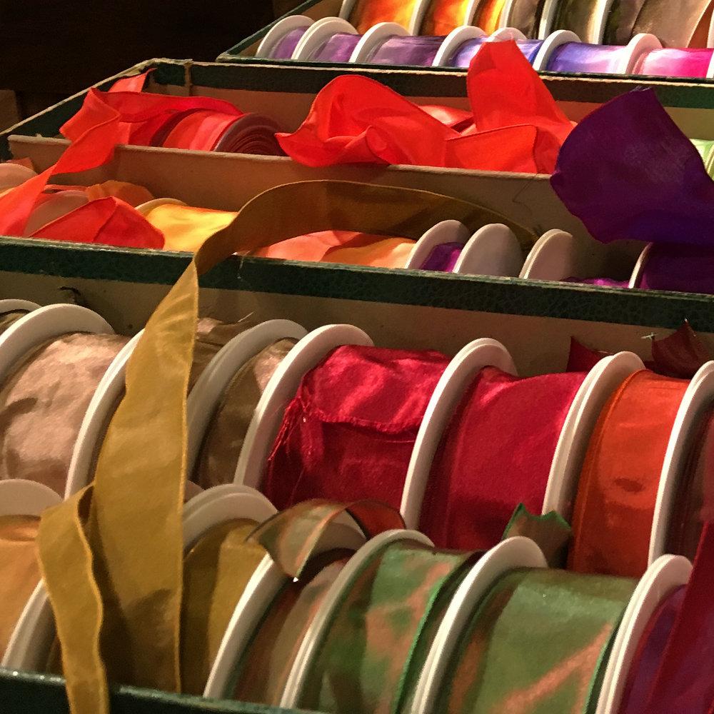 Antique Ribbons