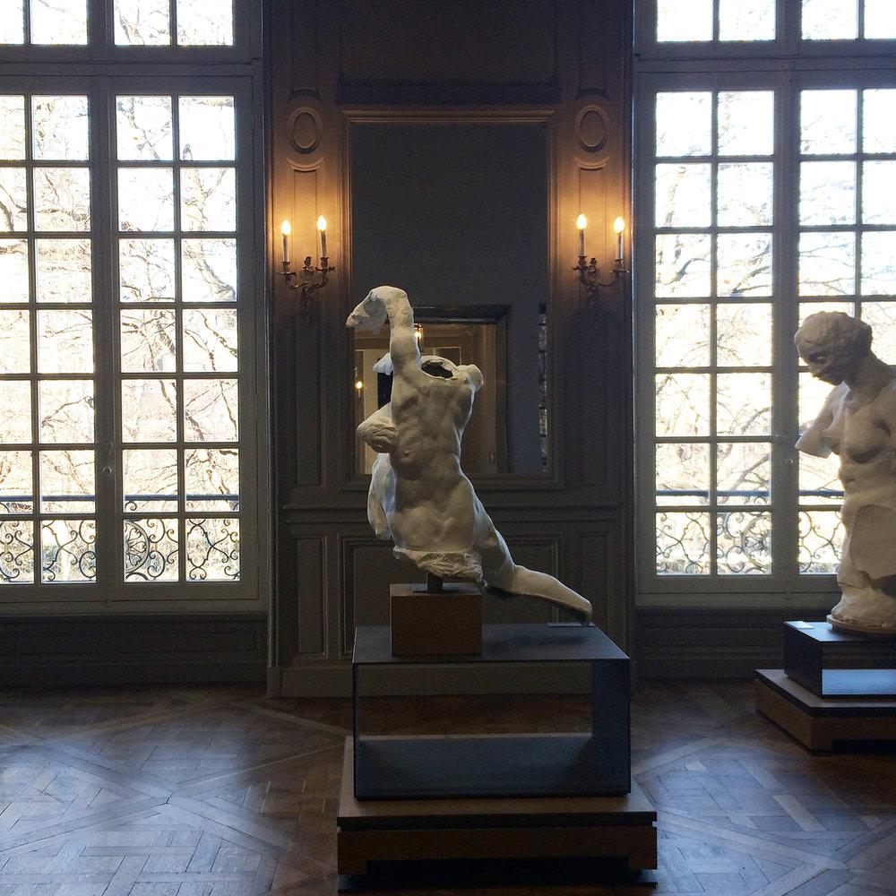 Rodin's Digs