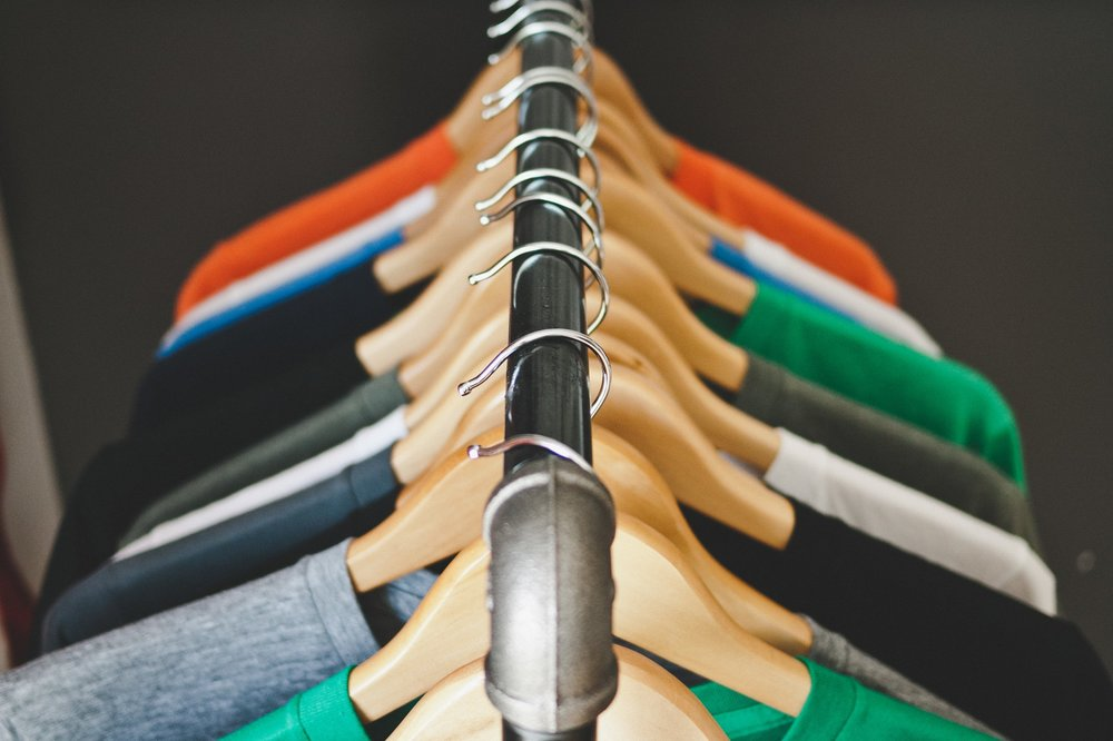 Apparel - branded & custom designs, participation gifts