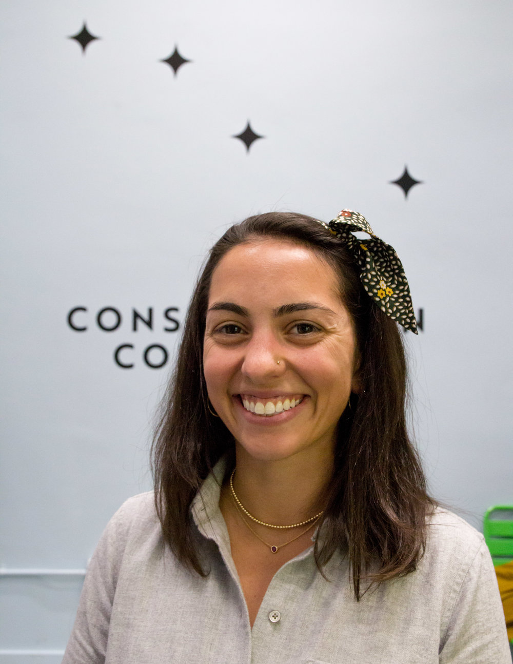 Danielle Butbul - Director of Community OutreachMy favorite thing about Ann Arbor is that there so many great community events throughout the year and equal opportunities to take-part in the them. My personal favorite is FestiFools.If I had to eat one food for the rest of my life it would be ripe heirloom tomatoes.I'm a Sagittarius.A fun fact about me is that I'm a Registered Dietitian and over the years I've had the chance to work at many food institutions in town -- Juicy Kitchen, Cafe Verde and The Brinery to name a few!