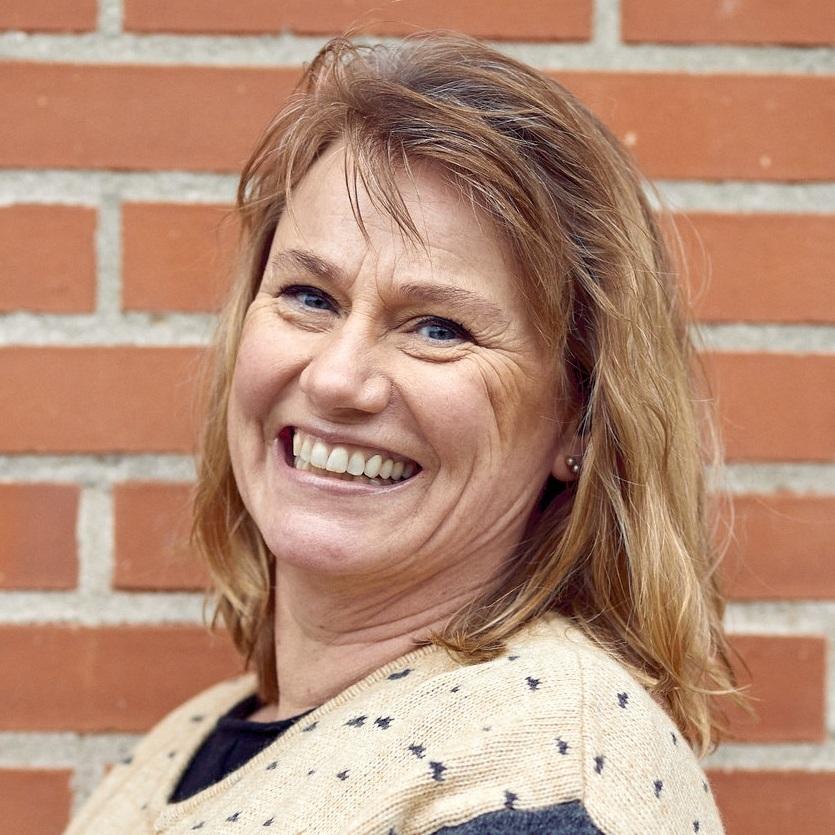 """Derfor vender jeg tilbage igen og igen - """"Jeg er vild med den fantastiske natur med de store vidder, der omgiver Gudum og den lune jyske humor. Det er de mest skønne mennesker, jeg møder her, og det er derfor jeg kommer igen og igen tilbage til Livsstilshøjskolen i Gudum.""""- Betty, 52 år, Kgs. Lyngby"""