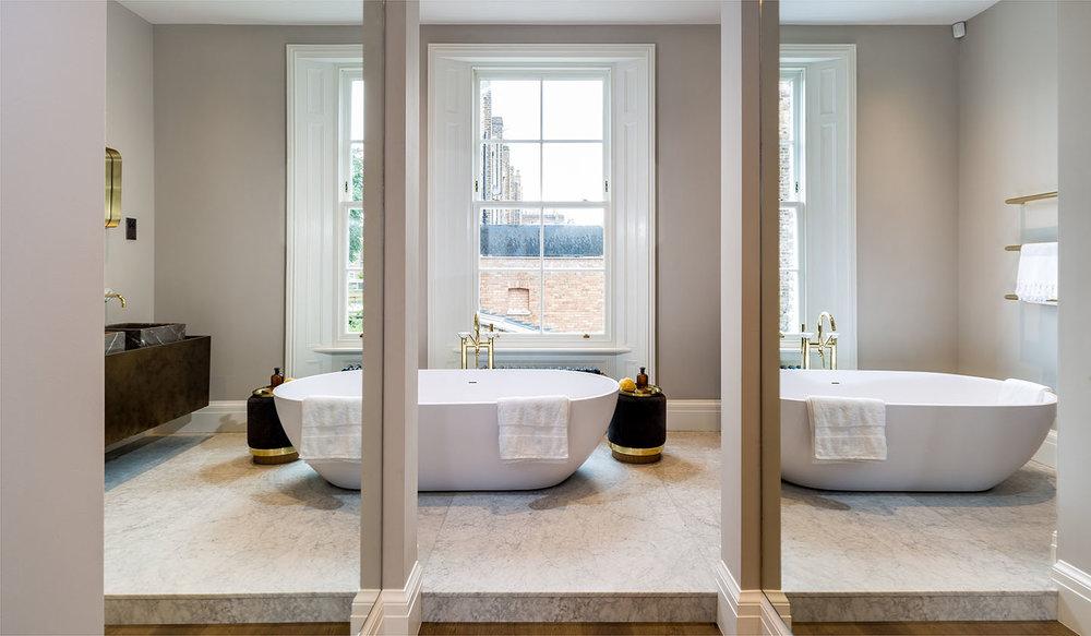 Primrose Hill Bathroom Mallet London