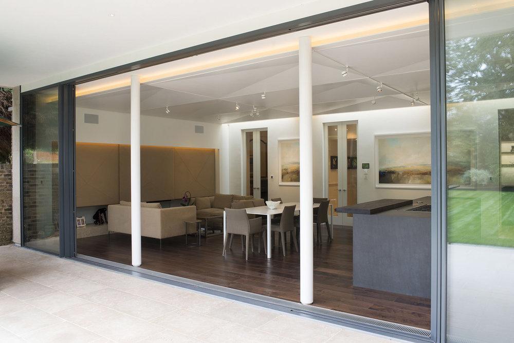 Bi-Fold Door Design Mallet London