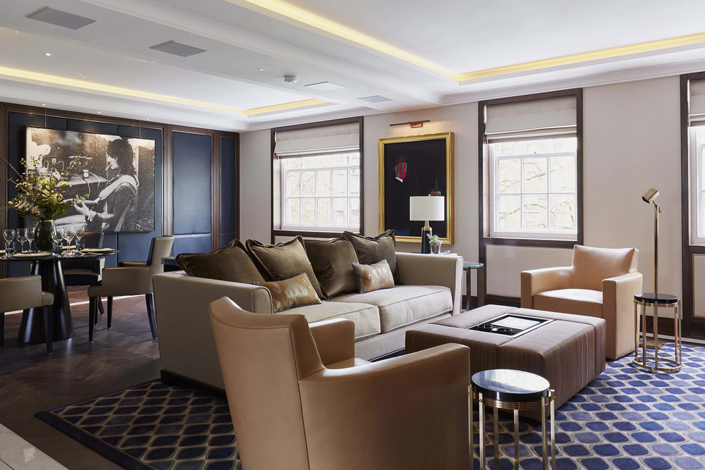 Luxury Apartment Design London Mallet London