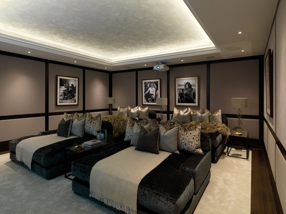 Home Cinema Design Mallett London