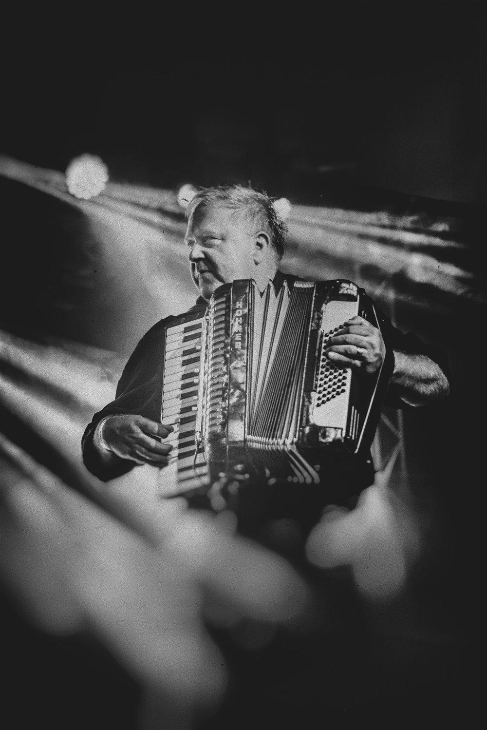 Peter Van Aken - Accordion, vocals