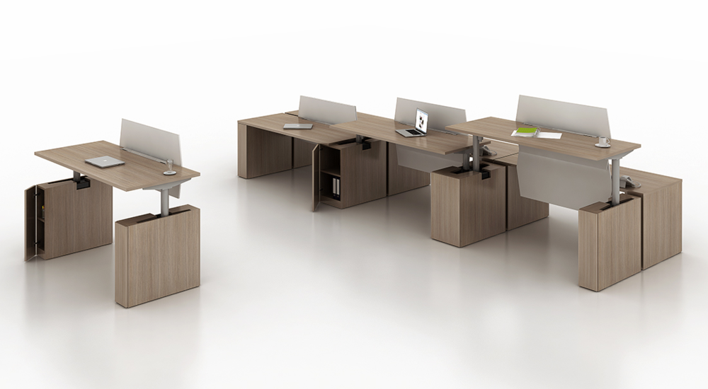OPEN OFFICES & WORKSTATIONS IDEA 2