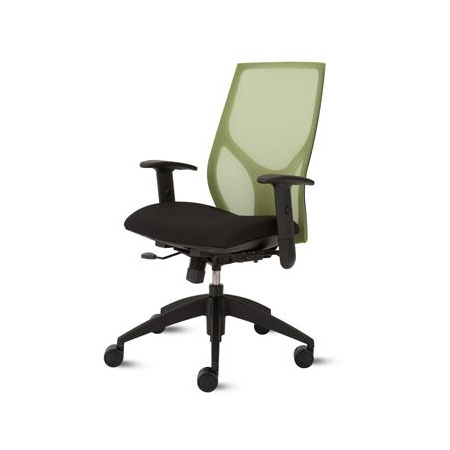 Quick Overview   This 9to5 task chair can be used for a variety of general office task seating, including private office and conference room seating.