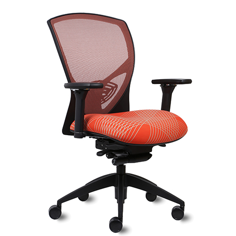 9to5 Vault 1480 High Back Task Chair   $363