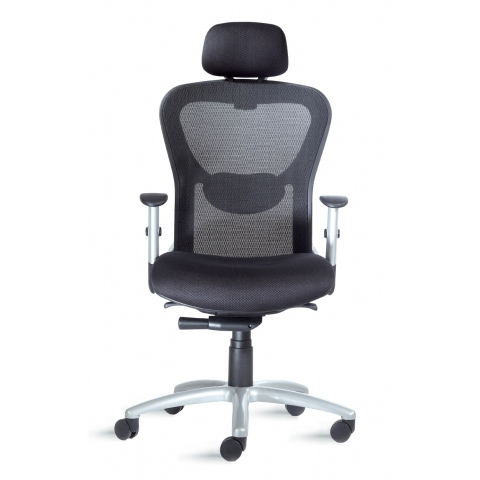 9to5 Strata High Back Heavy Duty Task Chair with Headrest   $413