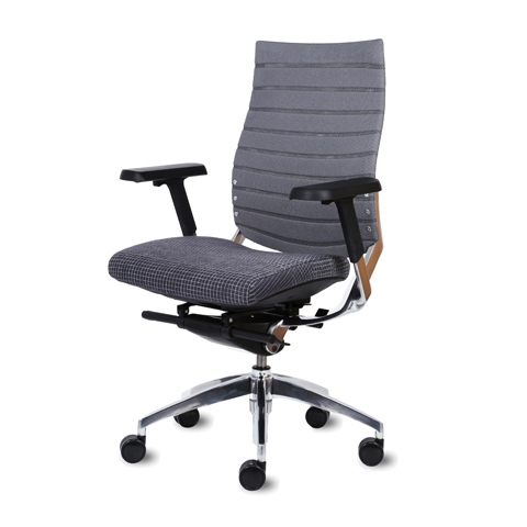 9to5 Cosmo Mid-Back Task Chair   $475