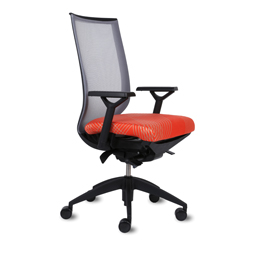 9to5 Aria High Back Task Chair   $365