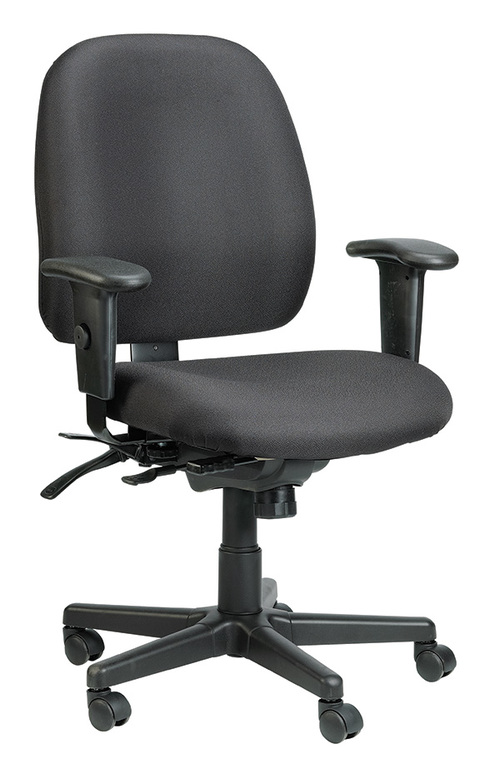 Eurotech 4x4 Fabric Task Chair   $546