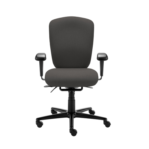 Quick Overview   This proven ergonomic classic covers every office application. Brylee is a complete family of classic seating choices of extraordinary value. Choice of full size or compact models featuring a contoured lumbar support and waterfall seat design.