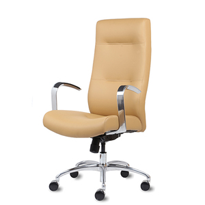 9to5 Cortina High Back Leather Executive Chair   $890