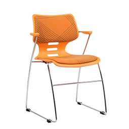 9to5 Indy Flex Back Guest Chair with Arms   $245