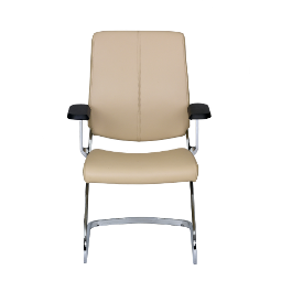 9to5 Cosmo Leather Guest Chair   $831