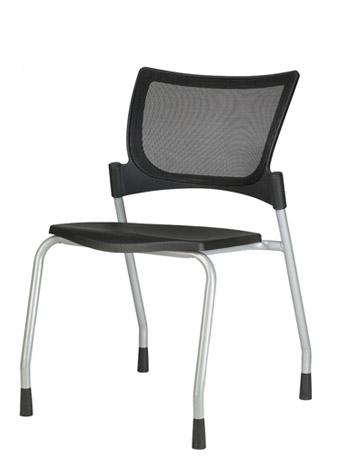 9to5 Bella Mesh Four Leg Guest Chair   $303