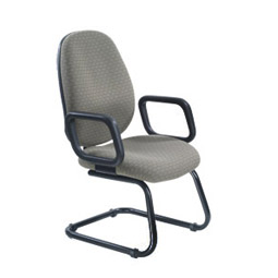 9to5 Agent Cantilever Base Guest Chair   $406
