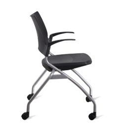 9to5 Bella Nesting Chair with Casters   303.00