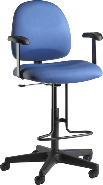United Chair Zing Adjustable Back Stool   $474