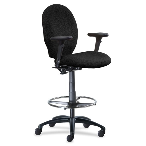 Quick Overview   Enduro Series ergonomic chair from 9 To 5. Model 1966P1A6 is Greenguard certified. This task stool chair features back angle, center tilt, seat height, and tilt tension user controls.