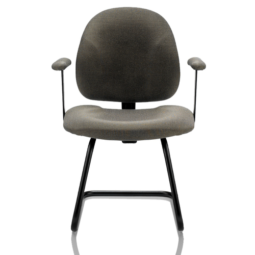 United Chair 90's Adjustable Back and Seat Guest Chair   $363