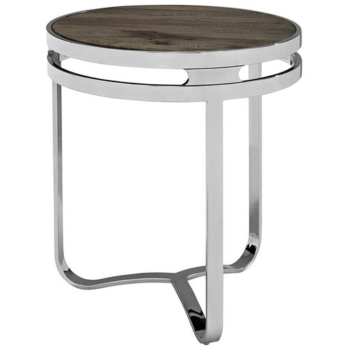 Modway Provision Wood Top Side Table   346.00