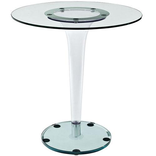 "Modway Gossamer 27.5"" Side Table   216.00"