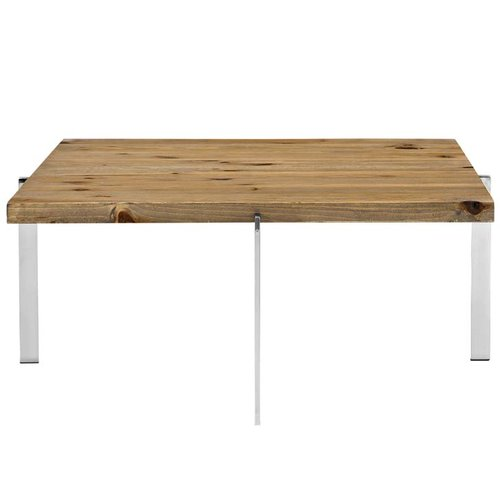Modway Diverge Wood Coffee Table   623.00