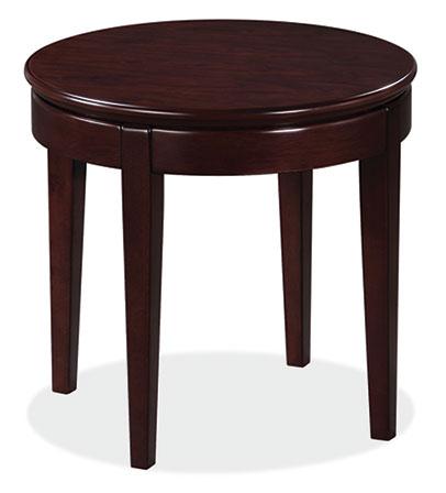 COE Veneer Wood End Table   219.00