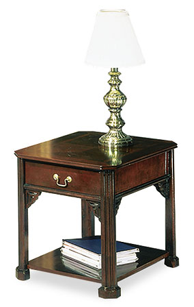 COE Governor's Reception End Table   223.00