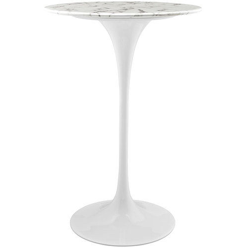 Modway Lippa Artificial Marble Bar Table   447.00