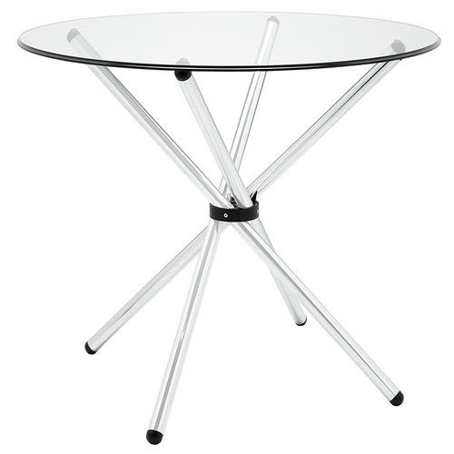 Modway Baton Round Dining Table   145.00