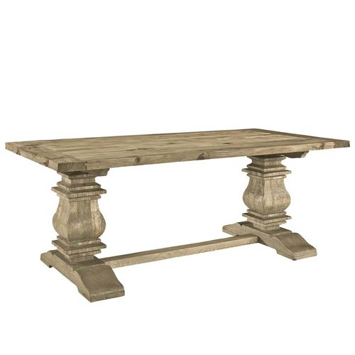 Modway Column Rectangle Wood Dining Table   1,229.00