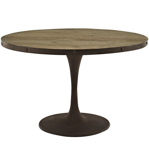 Modway Drive Round Dining Table   910.00